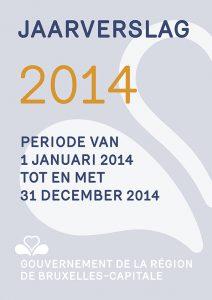 Foto van het jaarverslag 2014