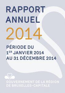 Photo du rapport annuel 2014