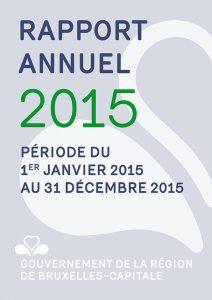 Photo du rapport annuel 2015