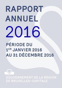 Photo du rapport annuel 2016