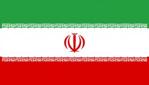 Photo du drapeau de l'Iran